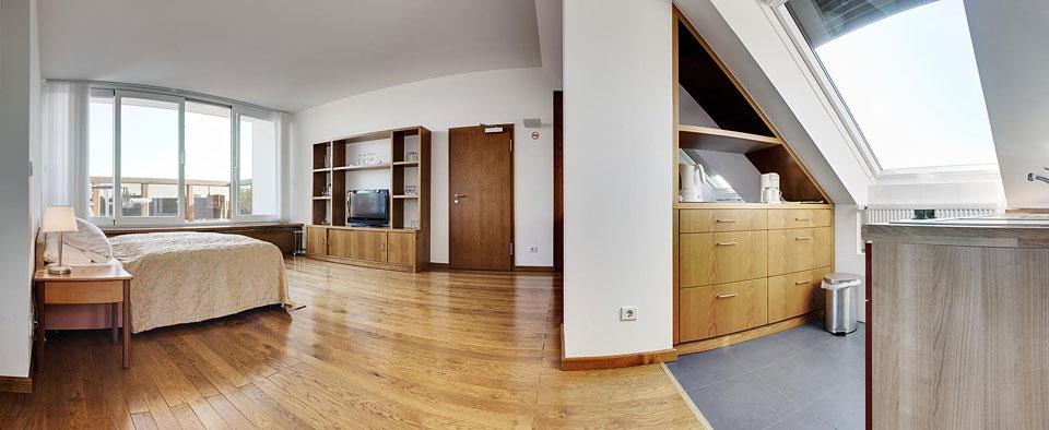 Unsere DREIBETT-Zimmer