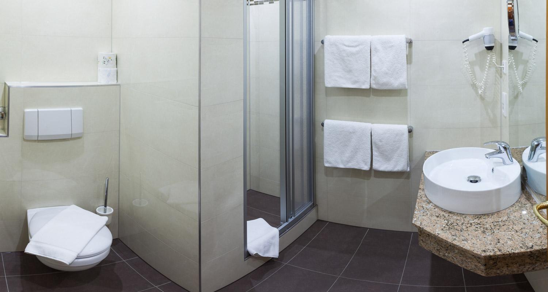 Badezimmer - Doppelzimmer Superior